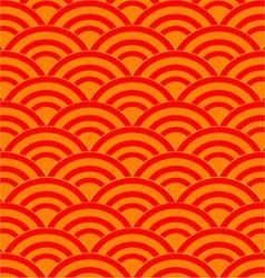 Background red orenge vector