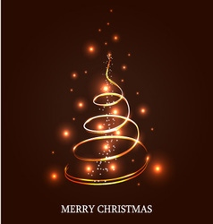 Merry christmas 01 vector