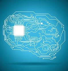 Circuit electric vector