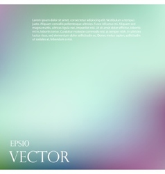Abstract blurred background with ambient vector