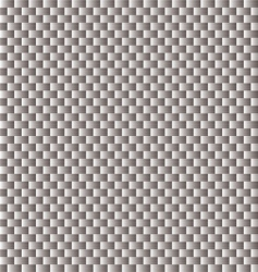 carbon fiber woven texture light vector image
