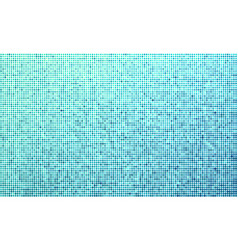 blue dotted halftone background vector image