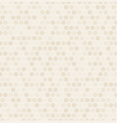 abstract brown circle dots background and texture vector image vector image