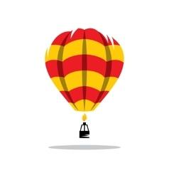 Air Balloon Cartoon vector image vector image