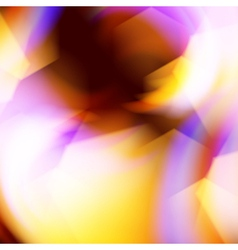 Abstract flame fire background vector image vector image