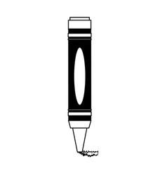 Crayon coloring icon image vector