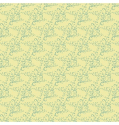 seamless tile decorative background 1102 vector image vector image