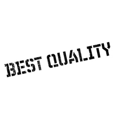 Best Quality rubber stamp vector image