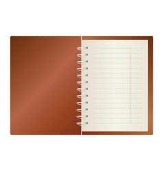 notes in a color vector image vector image