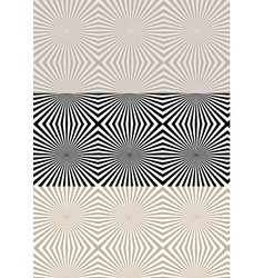 Seamless background with original pattern vector image