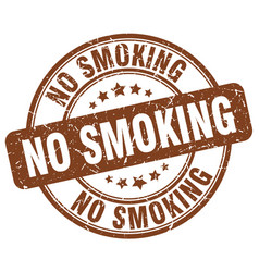 No smoking stamp vector