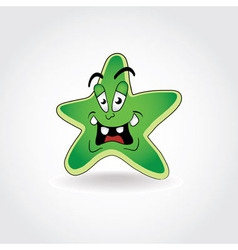 Star Cartoon vector image