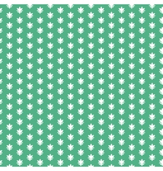 Seamless pattern of abstract leaves background vector