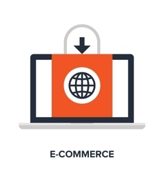 E-commerce vector