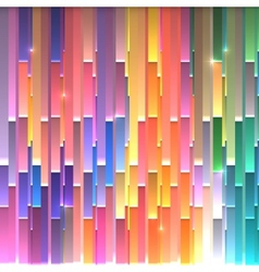 Bright paper stripes abstract background vector image