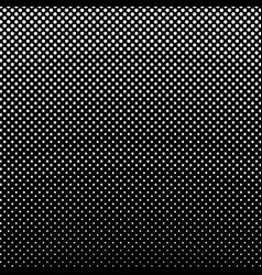 Retro style halftone background vector