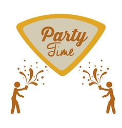 Party design vector