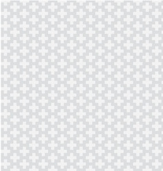 Plus pattern background vector