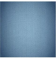 blue jeans texture vector image