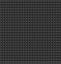Abstract seamless pattern black texture vector