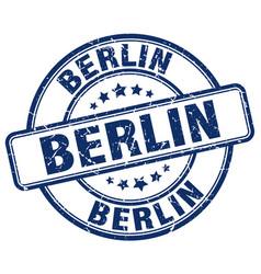 Berlin stamp vector