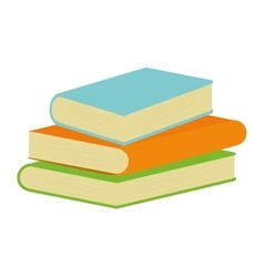 Book icon reading design graphic vector