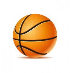 vector basket ball vector image
