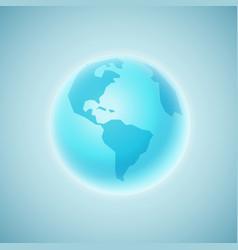 The earth vector