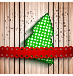 christmas background Eps 10 vector image