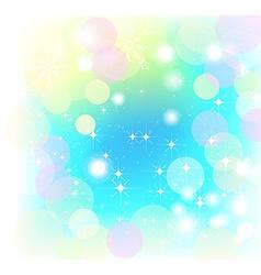 Fantasy Bubble Design vector image