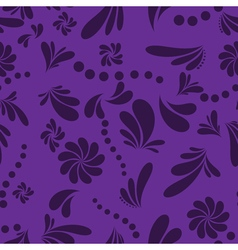 Abstract background dark purple and gray vector