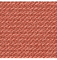 Fabric texture Canvas pattern vector image vector image