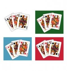 queens vector image vector image