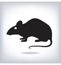 Rat for your design rat logo rat tattoo rat icon vector