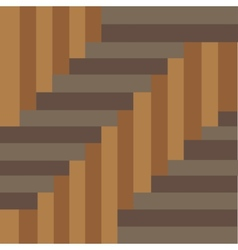 Brown parquet background vector