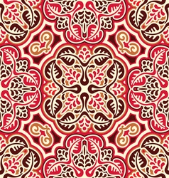 slavic seamless vector image vector image