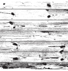 Distressed wooden texture vector