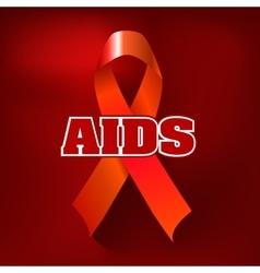 Aids awareness world aids day concept vector