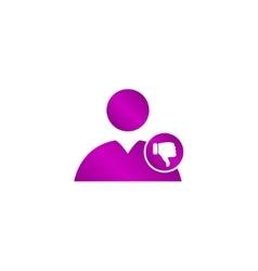 User icon like vector