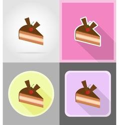 celebration flat icons 05 vector image