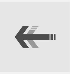 Creative arrow vector