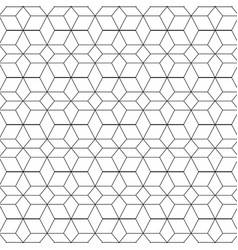 Pattern line collection on white background vector