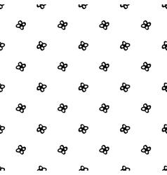 Seamless pattern design element vector