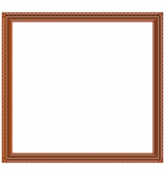 Frame for the photos vector