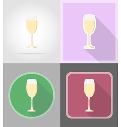 Celebration flat icons 07 vector