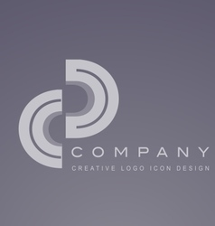 Abstract corporate business sign logo vector