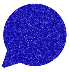 hint balloon icon grunge watermark vector image vector image