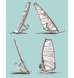 Surf set vector