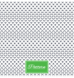 dashed lines geometric seamless pattern vector image vector image