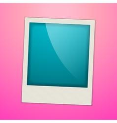 photo retro vector image